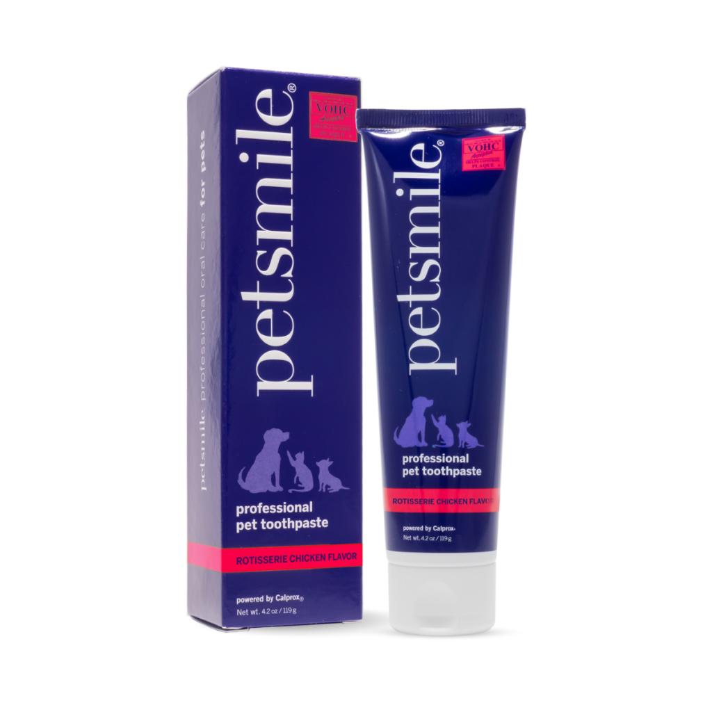 Petsmile Professional Pet Toothpaste Rotisserie Chicken Flavor