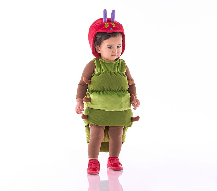 This Very Hungry Caterpillar costume has to be one the cutest baby costumes of the year.