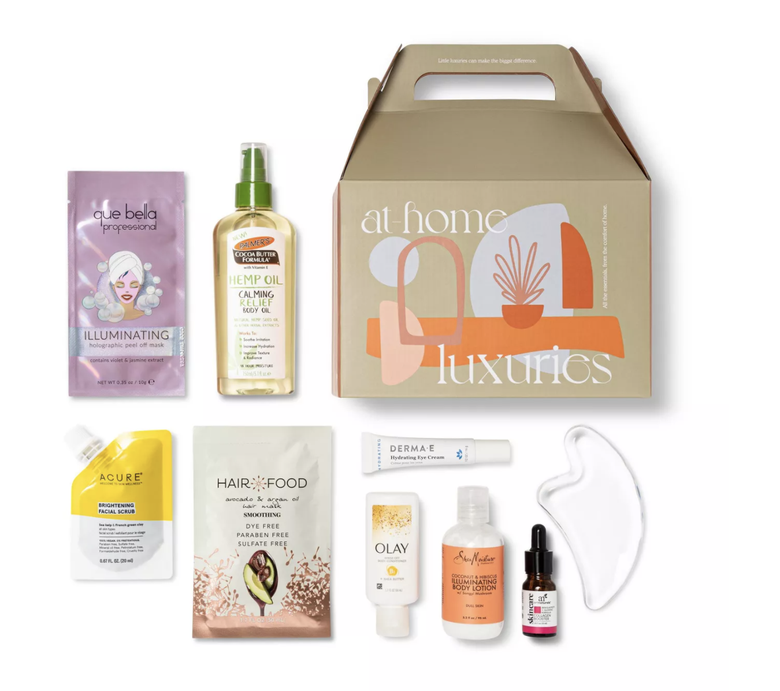 Gift your nanny all the essentials for a spa day at home