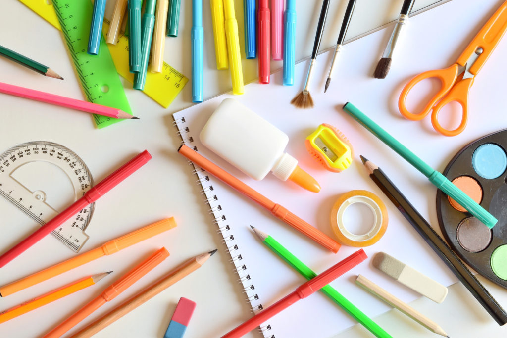 9 ways to get free school supplies this year
