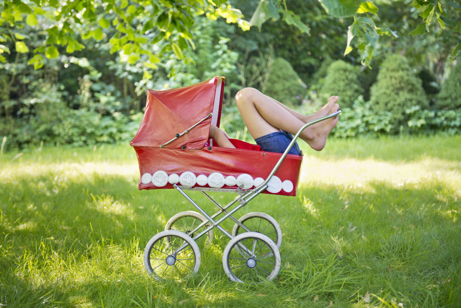 What's the stroller age limit, according to experts?