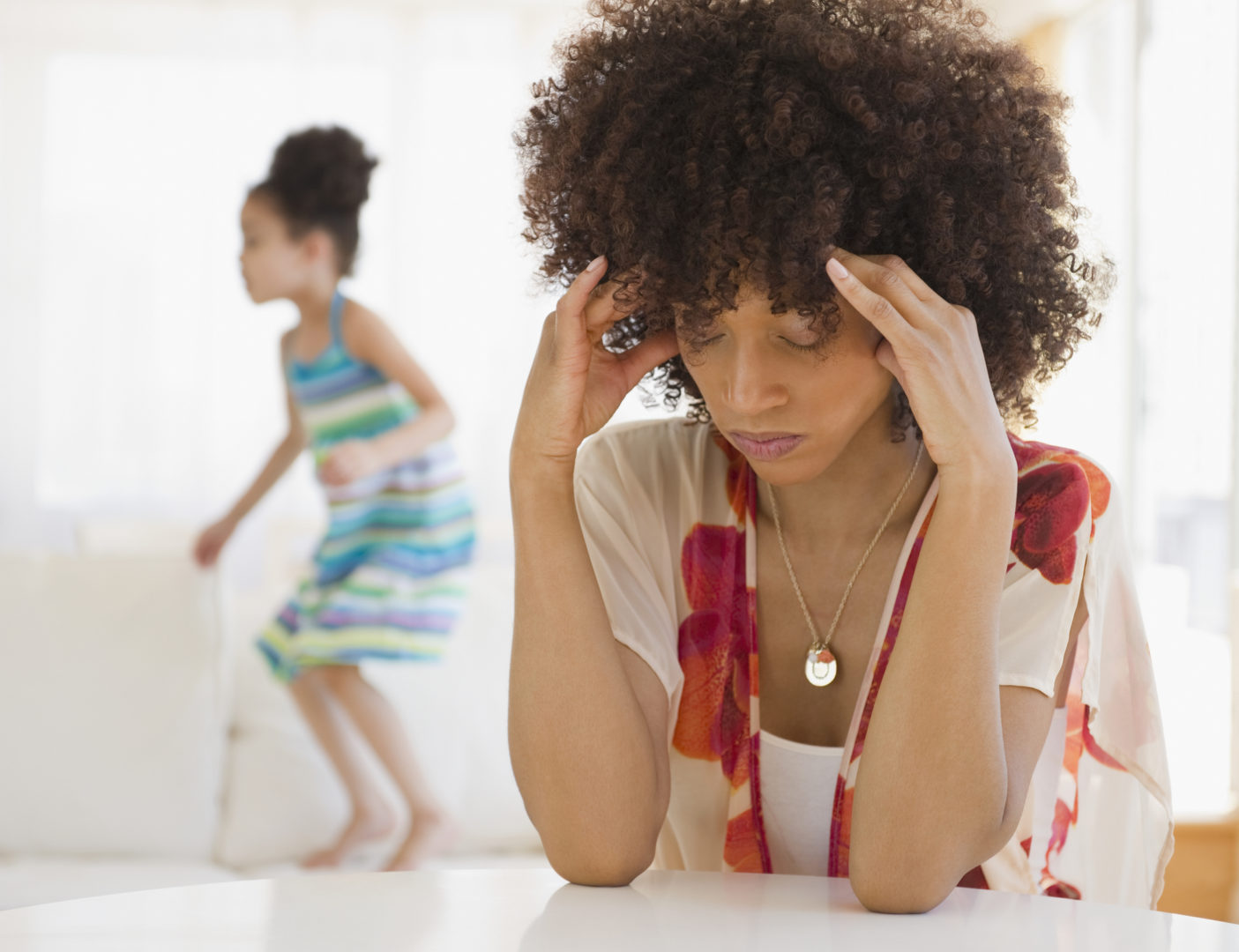 Parents: 11 things to do when you are stressed