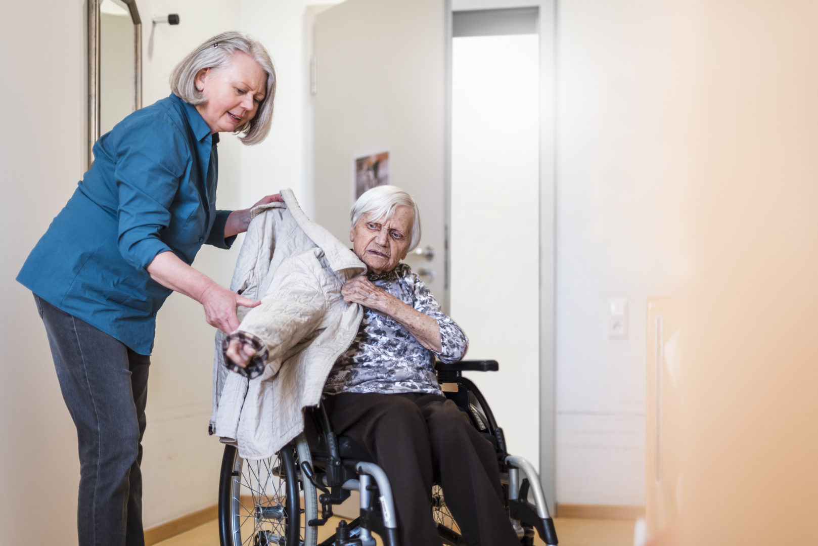 Hiring a caregiver: Should you work with an agency or find your own?