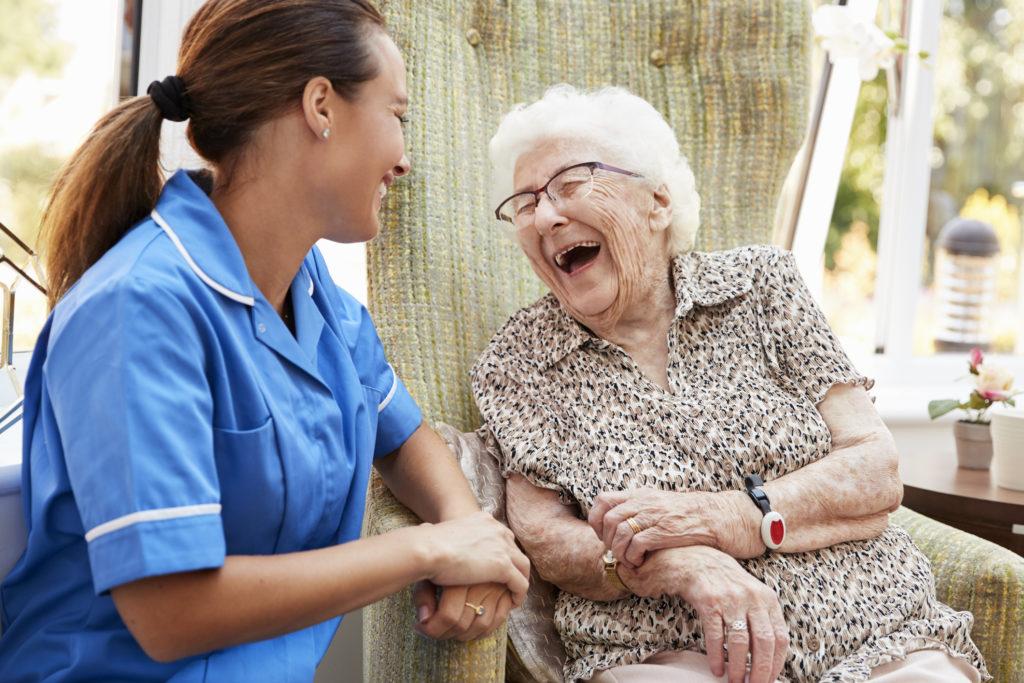Why every senior caregiver should consider professional training