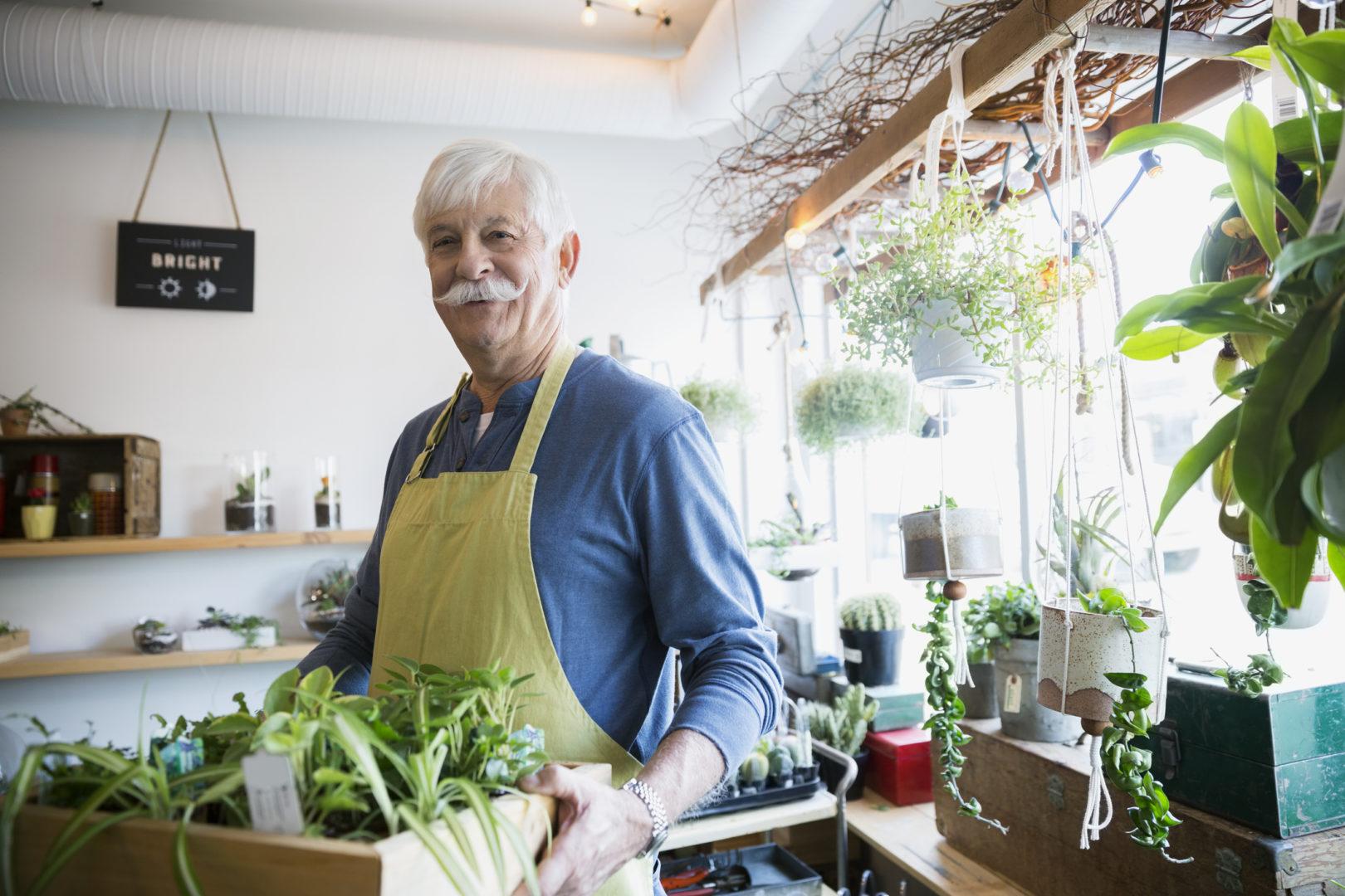 Best part-time jobs for seniors