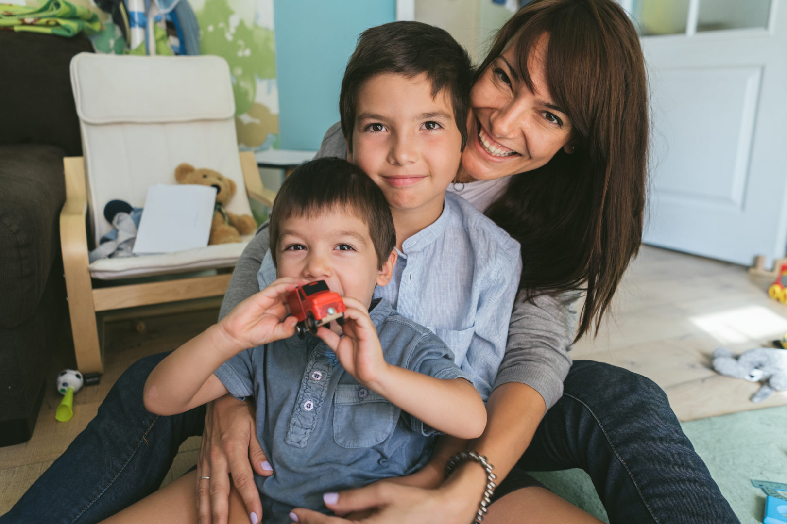 Live-in nanny vs. au pair: What's the difference?