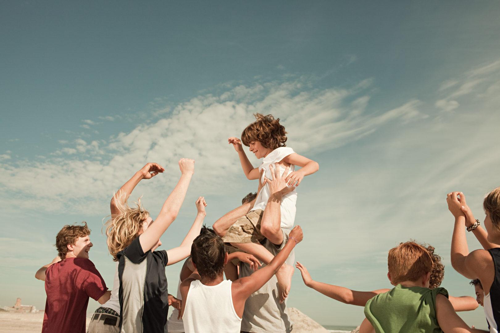 15 team-building activities for kids