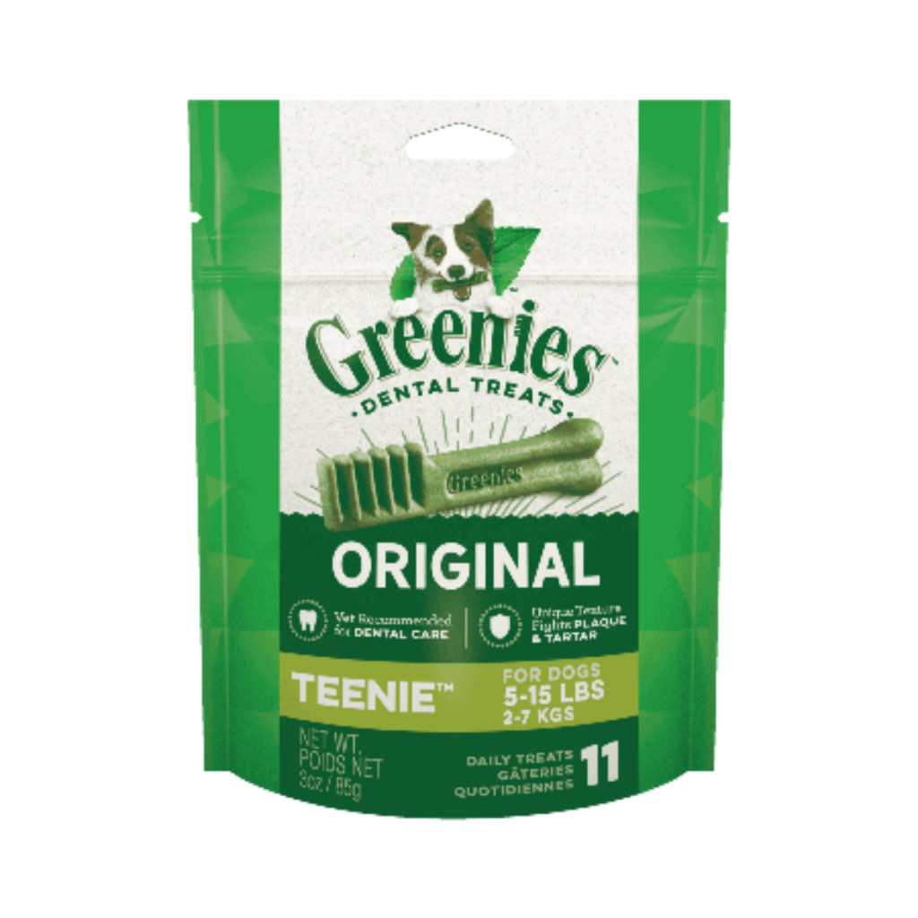 GREENIES Original TEENIE Dog Dental Treats