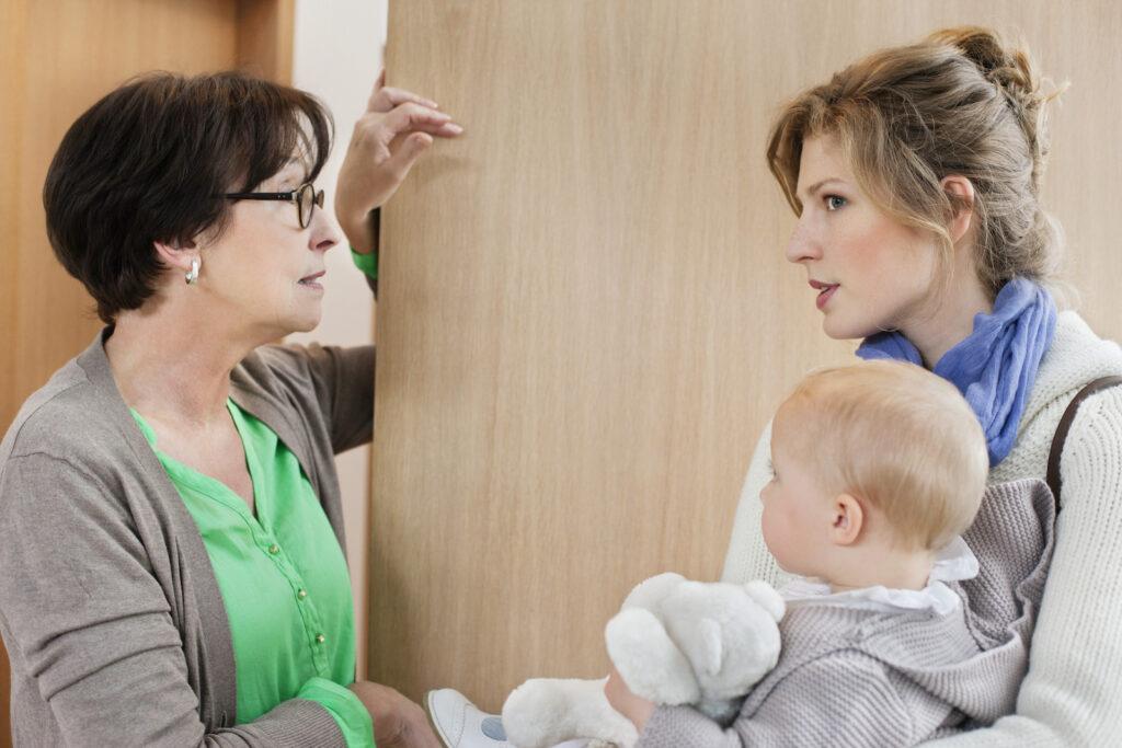 parent micromanaging nanny