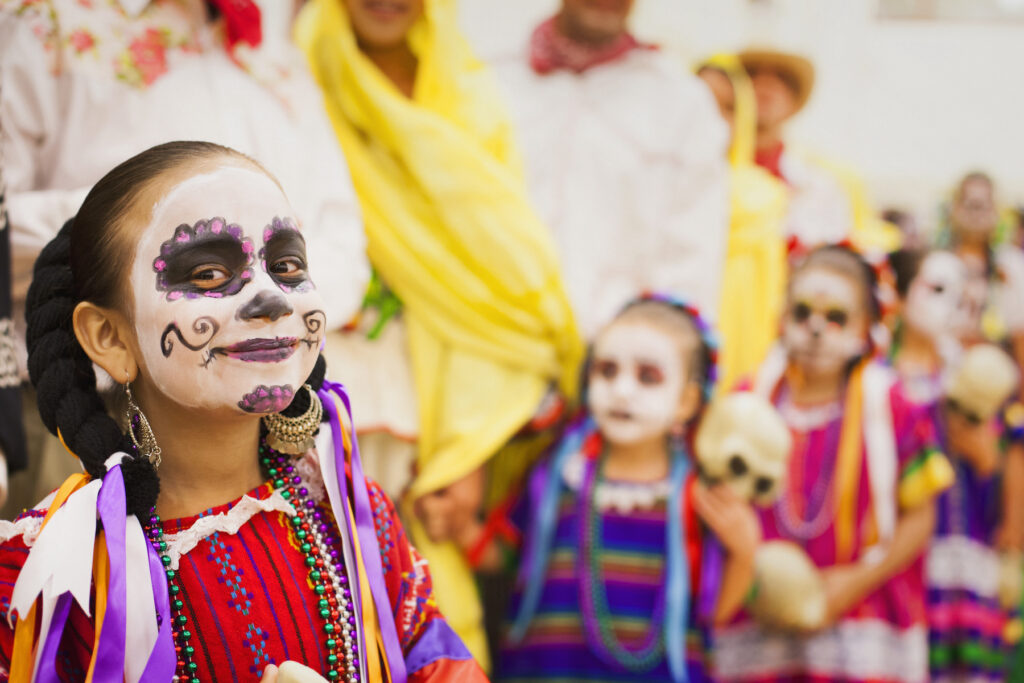 Activities for celebrating and honoring Día de los Muertos for kids