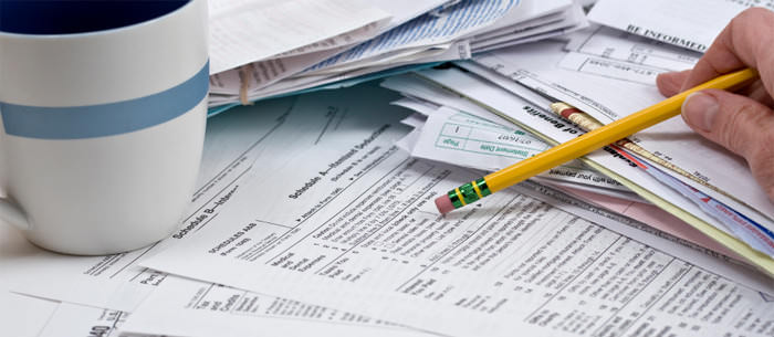Find the W-4 and state withholding tax forms you need