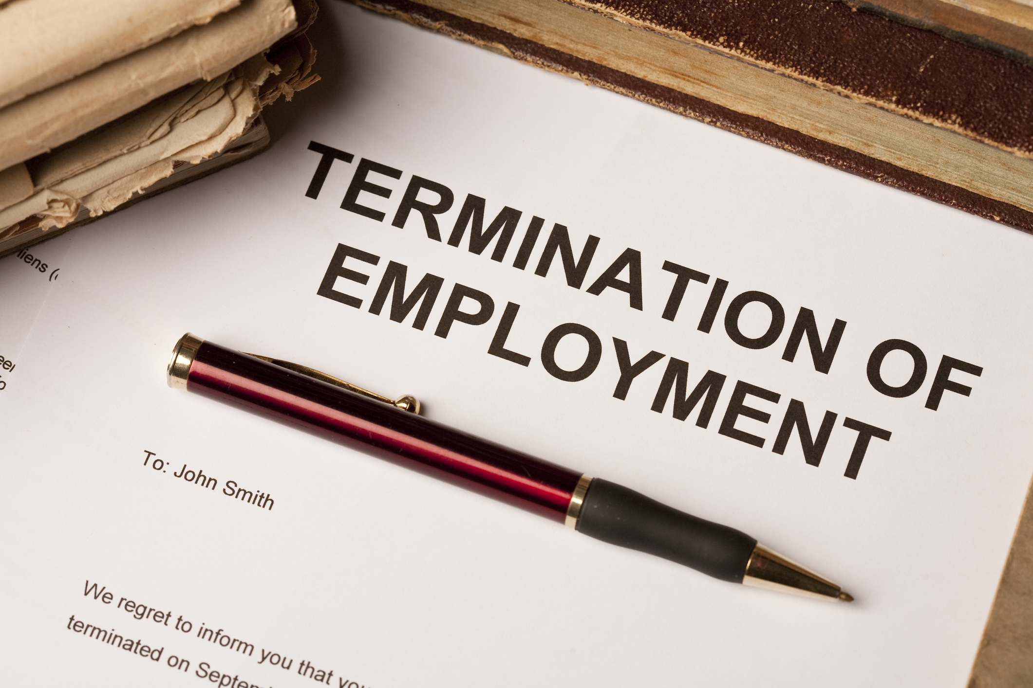 Families sometimes must provide a termination notice