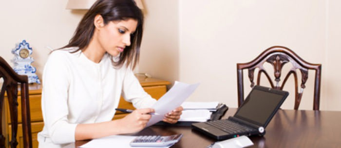 nanny filling out taxes how to get a housekeeping job - How To Get A Housekeeping Job